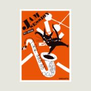 【レポート】黒ねこ意匠さん個展「JAM SESSION」